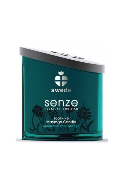 Massage candle Senze soothing Swede - 1