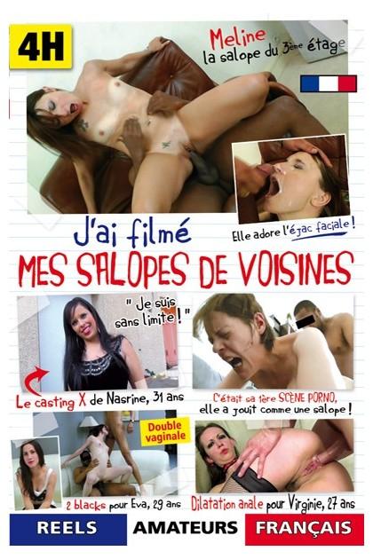 J'AI FILME MES SALOPES DE V...
