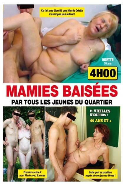 MAMIES BAISEES PAR TOUS LES...