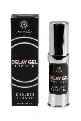 DELAY GEL FOR MEN 15ML