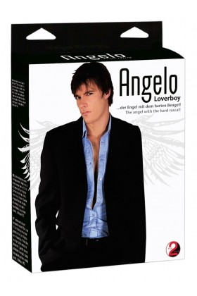Poupée gonflable homme angelo