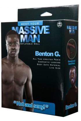 Poupée Gonflable Homme Benton G