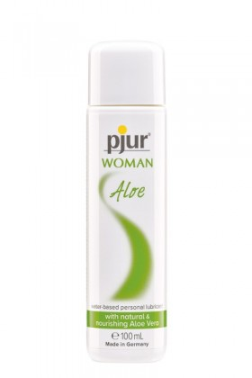 Gel lubrifiant hydratant Woman Aloe Pjur 100ml