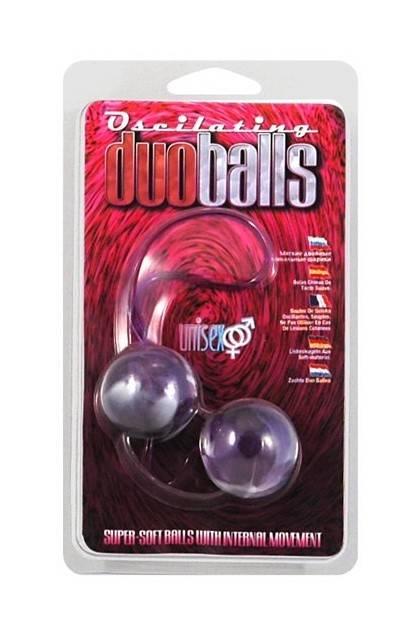 Boules de geisha DUO BALLS Seven Creations - 2