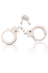 Handcuffs in chrome-plated steel NMC - 2