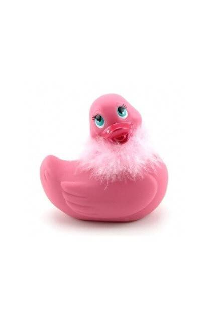 Duck Vibrating Mini Paris Big Teaze Toys