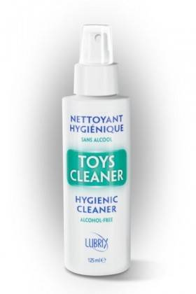 TOYS CLEANER 125ML Lubrix - 1