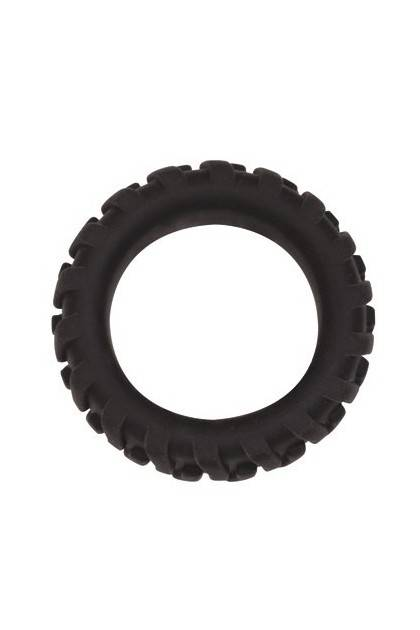 MY RING SILICONE BLACK S NMC