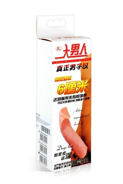 PENIS EXTENDED SLEEVE M1 Baile