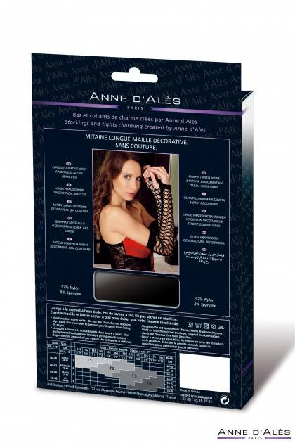 MITAINE LILIANA T.U Anne d'Alés - 3