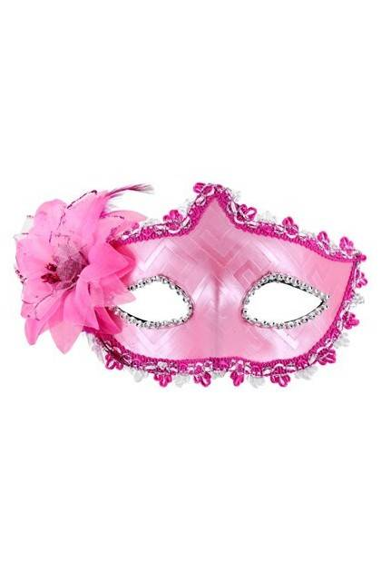 MASQUE TOSCA ROSE T.U Maskarade - 1