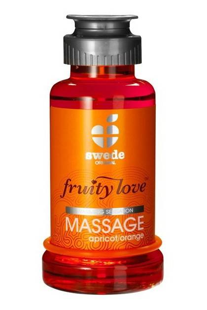 Fruity Love Massage 100 ml Swede - 4