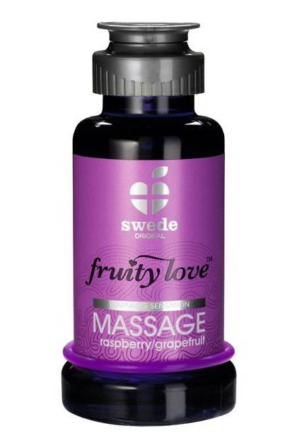 Fruity Love Massage 100 ml Swede - 5