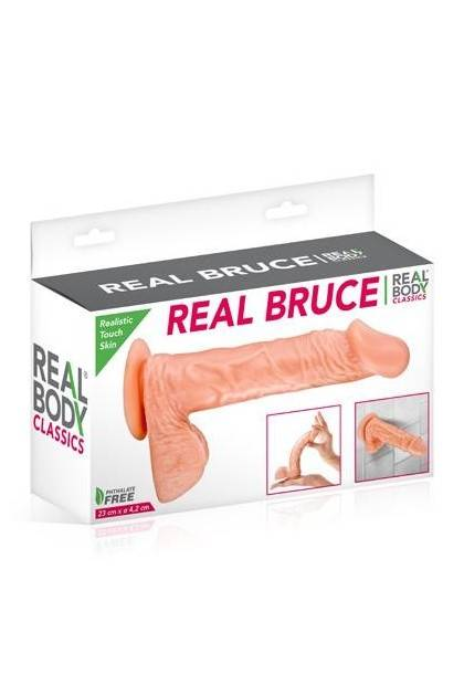 GODE REALISTE REAL BODY BRUCE 8P Realbody - 2