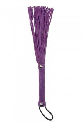 MARTINET CUIR BOVIN VIOLET Leather - 1