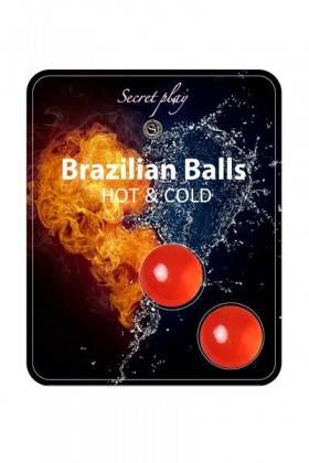 2 HOT & COLD EFFECT BRAZILIAN Brazilian