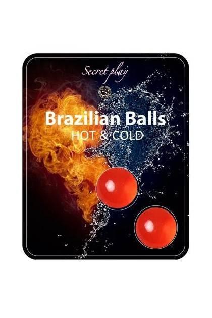 2 HOT & COLD EFFECT BRAZILIAN Brazilian - 1
