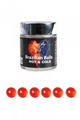 6 HOT&COLD BRAZILIAN BALLS Brazilian
