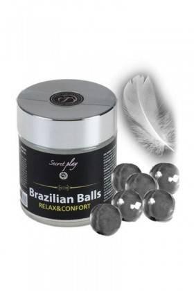 6 boules Brazilian Balls Relax & Confort anal Brazilian - 1