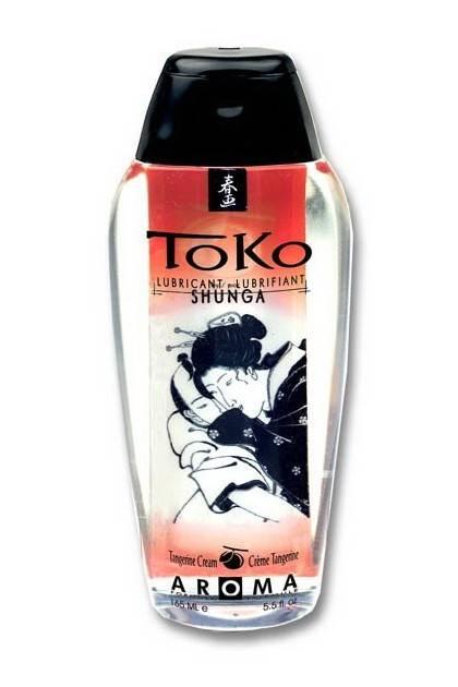 TOKO LUBRIFIANT TANGERINE 165ML Shunga - 1