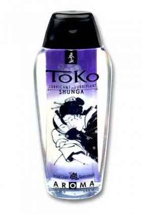 TOKO LUBRICANT GRAPES 165ML Shunga - 1