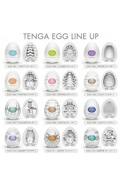 TENGA EGG MISTY Tenga