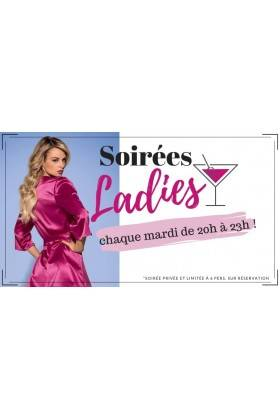 Soirées LADIES - Mardi (Girl Only)