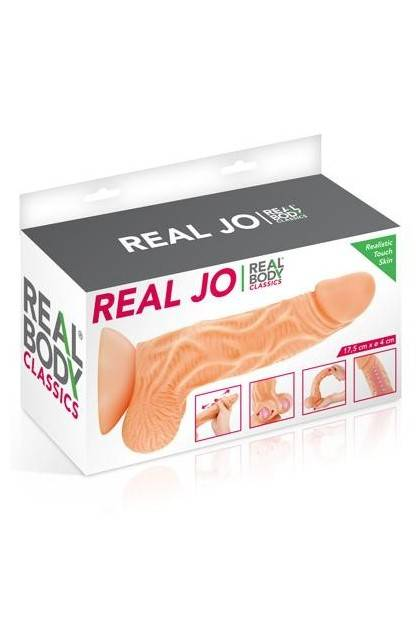 GODE REALISTE REAL BODY JO Realbody