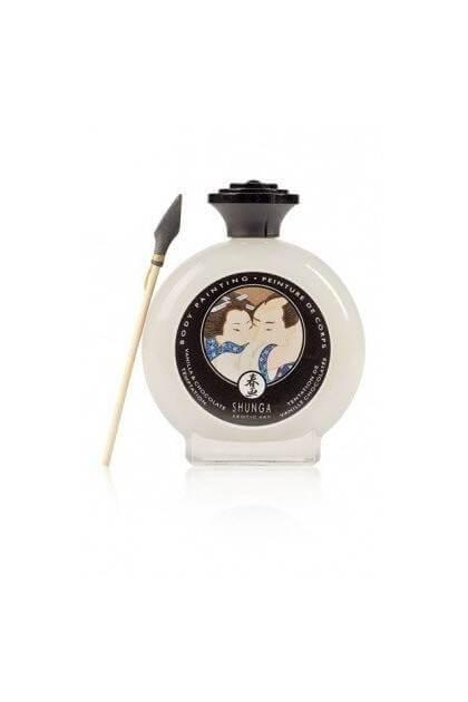 PEINTURE DE CORPS-Chocolat Blanc- SHUNGA Shunga - 1