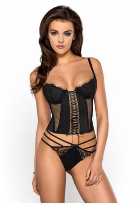 CORSET ROYAL FLUSH Gaia - 1