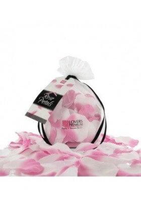 Pétales de roses Flamingo Lovers Premium