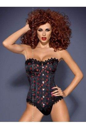 Cabernet corset Obsessive - 1