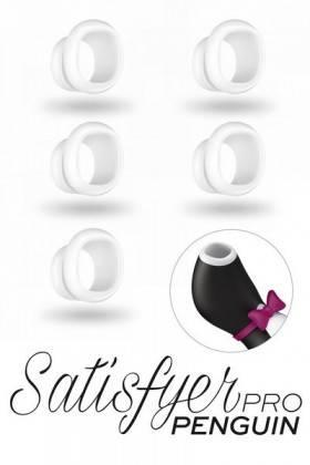 5 silicone ear tips Satisfyer Pro Penguin Next Gen Satisfyer