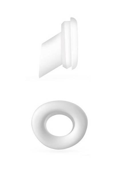 5 silicone ear tips Satisfyer 2 Next Generation Satisfyer