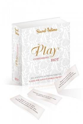 Jeu Play Confessions Hot Secret Intime Secret Intime - 1