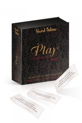 Jeu Play Surprises Hot Secret Intime Secret Intime