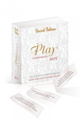 Jeu Play Confessions Soft Secret Intime Secret Intime