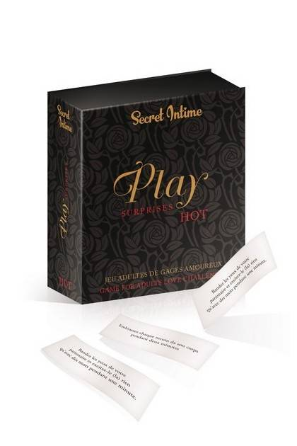 Jeu Play Surprises Soft Secret Intime Secret Intime