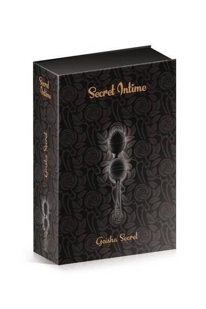 Boules de Geisha noires Secret Intime Secret Intime