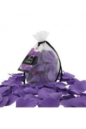 Pétales de roses Violet Lovers Premium
