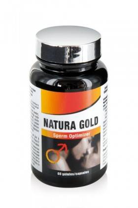 NATURA GOLD MASSIVE SPERM Nutri Expert