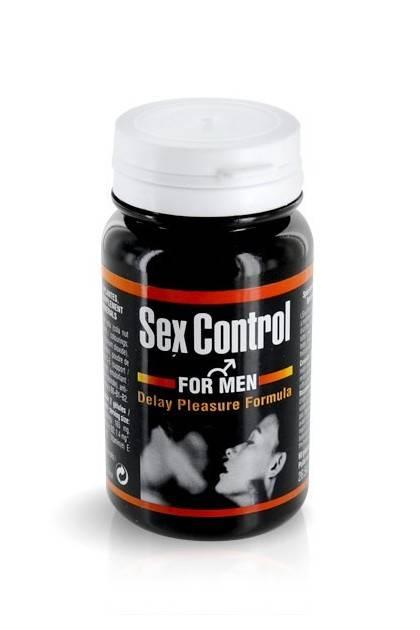 SEX CONTROL FOR MEN Nutri Expert