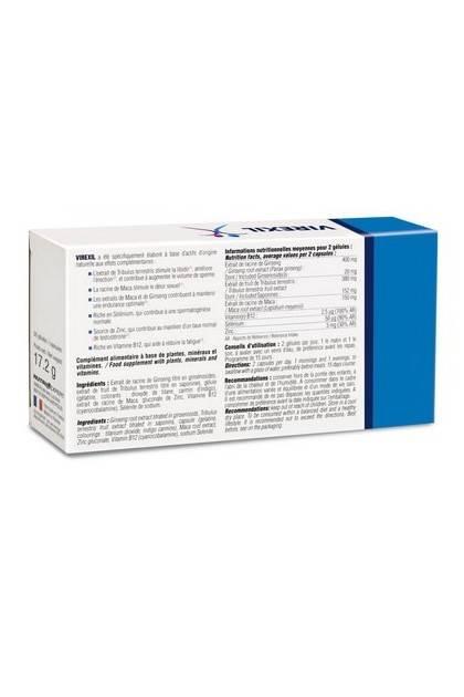 VIREXIL 30 GELULES Nutri Expert