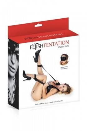Sangles cou et chevilles Fetish Tentation Fetish Tentation - 1
