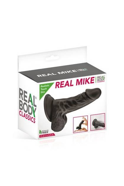 DILDO REALISTIC REAL BODY MIKE Realbody