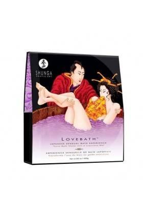 Sels de bains Sensual Lotus Shunga - 1