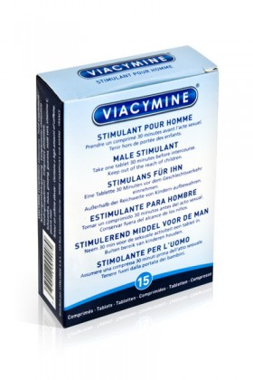 VIACYMINE MAN 15 TABLETS Selection DYLL