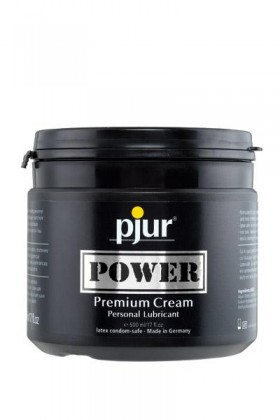 PJUR POWER PREMIUM CREME 500ML PJUR