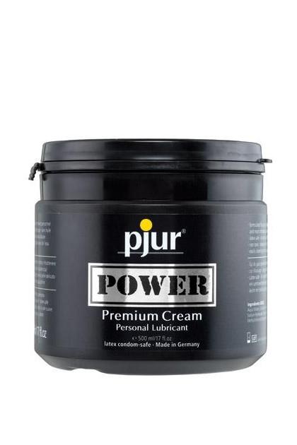 PJUR POWER PREMIUM CREAM 500ML PJUR