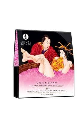 Sels de bains Dragon Fruit Shunga